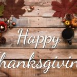 Happy Thanksgiving 2019 from MJM Income Tax to your family